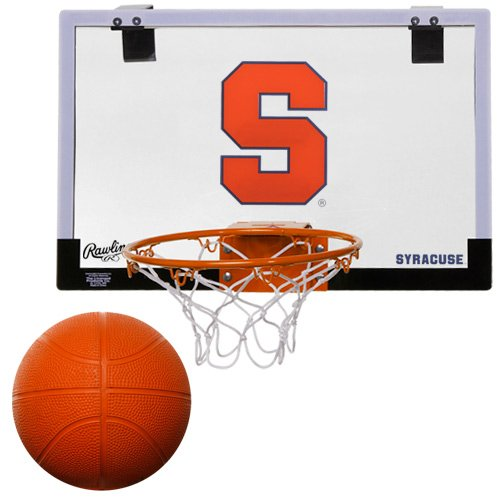 - NCAA Syracuse Orangemen Game On Hoop Set by Rawlings