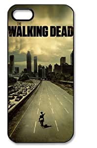 The Walking Dead HD image case cover for iphone 5 black A Nice Present by mcsharks