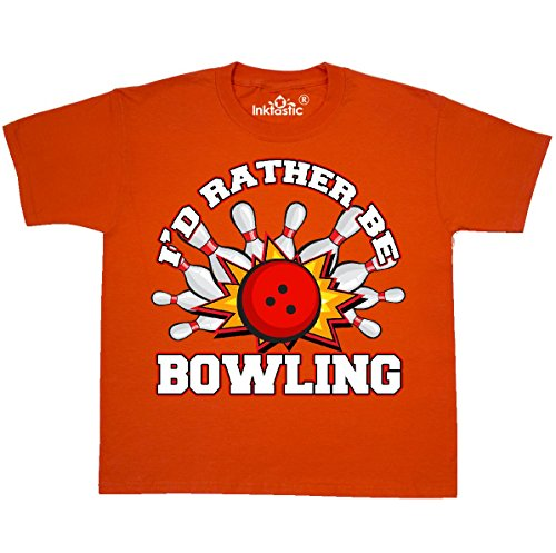 er Be Youth T-Shirt Youth Large (14-16) Burnt Orange 2adfd ()