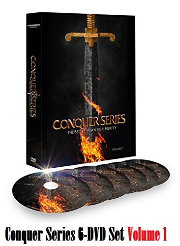 Conquer Series 6-DVD Set Volume 1 (Battlefield Of The Mind Small Group Study)