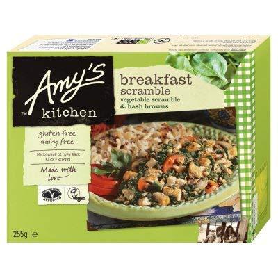 Amys Kitchen Desayuno revuelto 235g Sin Gluten Vegano (Pack ...