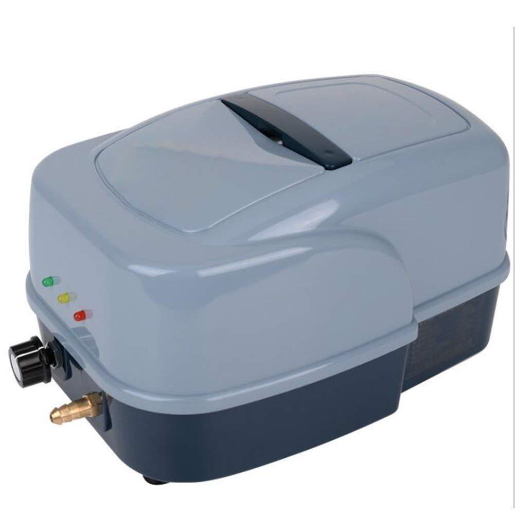 Aquarium AC and DC Aerator Ultra-Quiet Fish Farming Transport Outdoor Fishing Air Pump [Energy Class A]