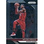 d1358080e 2018-19 Panini Prizm  113 Delon Wright Toronto Raptors NBA Basketball  Trading.
