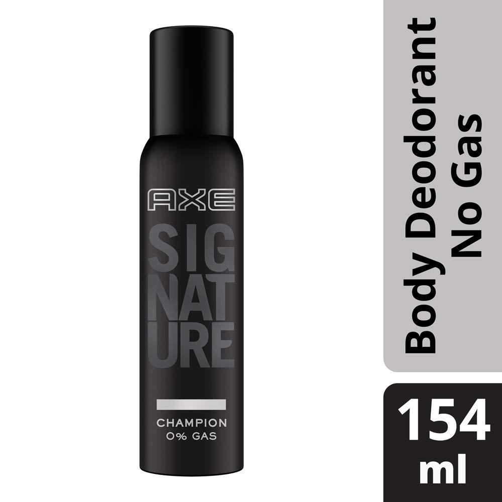 AXE Signature Body Perfume, Champion, 154ml