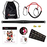 BodyGym Resistance Bands - Official Core System with Marie Osmond - Portable Gym - Strength and Resistance Home Gym