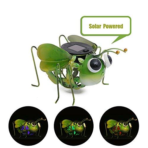 Metal Animal Solar Lights