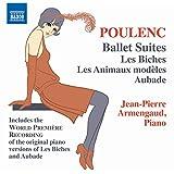 Poulenc: Ballet Suites [Jean-Pierre Armengaud] [Naxos: 8573170]
