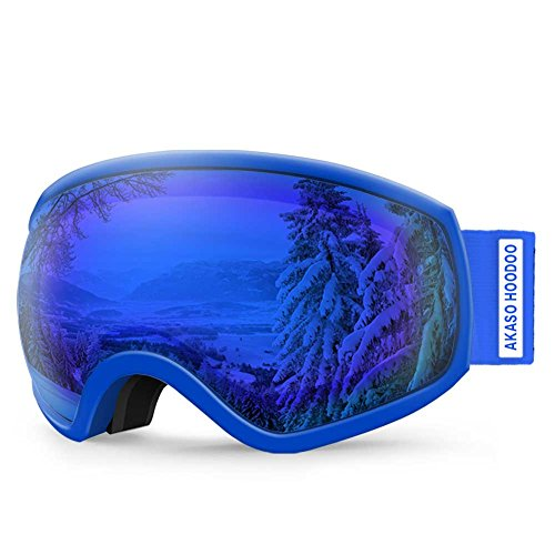 AKASO Ski Goggles Snowboard Double Layer