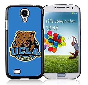 New Unique DIY Antiskid Skin Case For Samsung S4 UCLA BRUINS 1 Samsung Galaxy S4 Black Phone Case 424