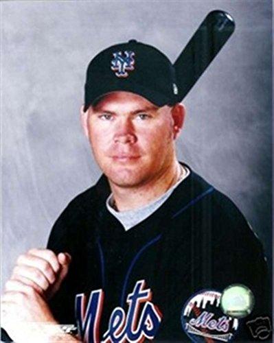 2003 Photo File Studio 8x10 photo TY WIGGINTON New York Mets