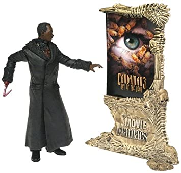 McFarlane Toys Movie Maniacs Series 4 Action Figure Candyman 3 Day Of The Dead Candyman By Sc 1 St Amazon UK. image number 16 of candyman halloween costume ...  sc 1 st  Germanpascual.Com & Candyman Halloween Costume u0026 Halloween Aaargh! Ghost Rider Candyman ...