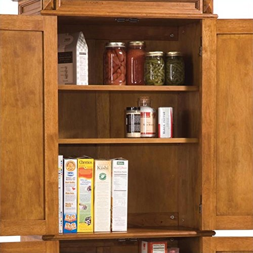 Home Styles 5004-69 Americana Pantry Storage Cabinet ...