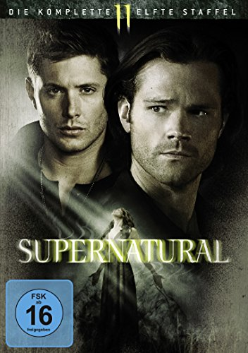 Supernatural - Die komplette elfte Staffel [6 DVDs]