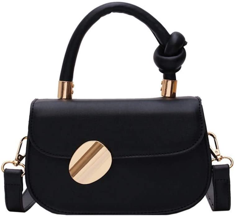 BAOBAOTIAN Fashion Wild Female Small Bag New Lock Single Shoulder Messenger Bag Small Square Bag