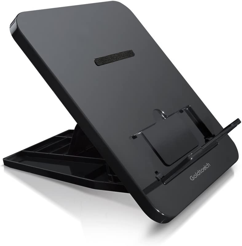 Goldtouch GTLS-0077U Go! Travel Laptop and Tablet Stand (Composite Resin)
