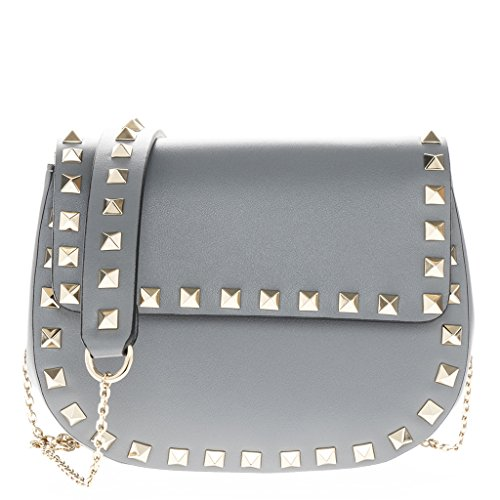 valentino-womens-rockstud-rounded-short-flap-smooth-bag-on-gold-chain-strap-blue