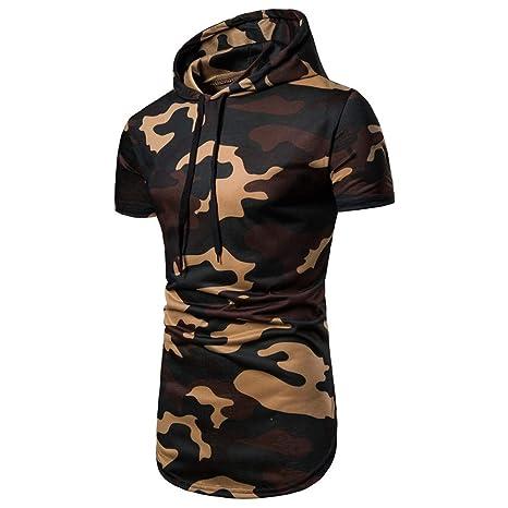 Muscle da Uomo a Maniche Lunghe Casual Tops Camicia Slim Fit sportiva con cappuccio in pile Hoddies
