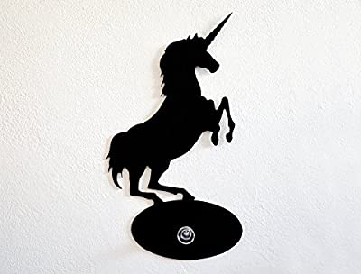 Unicorn Standing Silhouette-Wall Hook / Coat Hook / Key Hanger