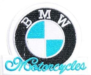 BMW Motorcycles Motorrad Logo Biker Jacket T-shirt Patch Sew Iron on Embroidered Emblem Badge Sign