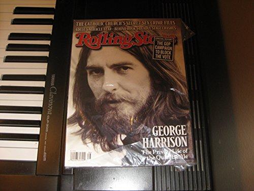 Rolling Stone #1139 ~ September 15, 2011 ~ George Harrison/ Aziz Ansari