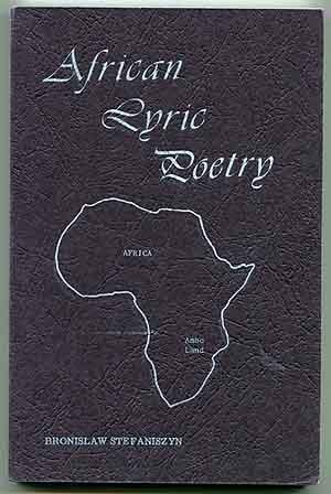 African Lyric Poetry