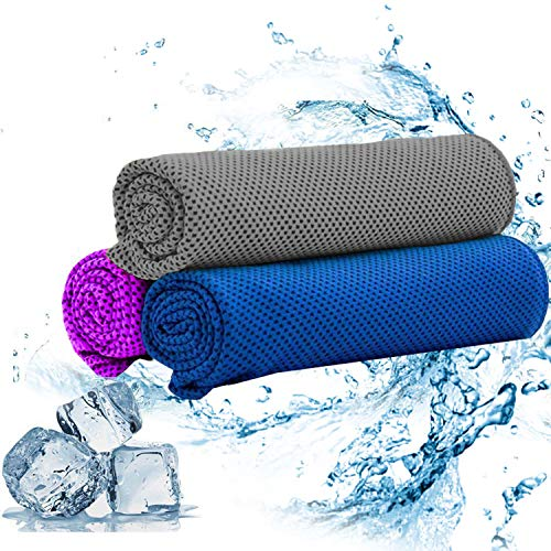 Strauss Anti-Microbial Sports Cooling Towel