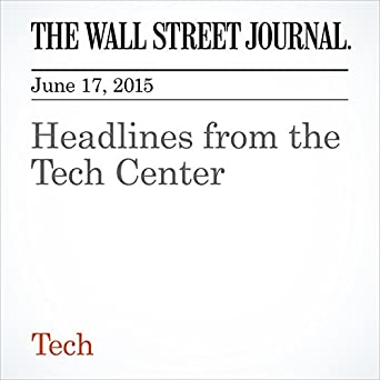 Wall Street Journal Headlines - Article (Hörbuch-Download
