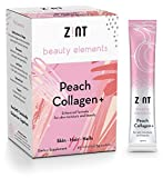 Best Collagen Drinks - Zint Sweet Collagen Powder Beauty Drink Mix (Peach): Review
