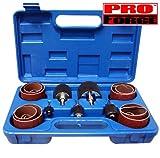 26 Pc Rubber Drum Sanding Kit