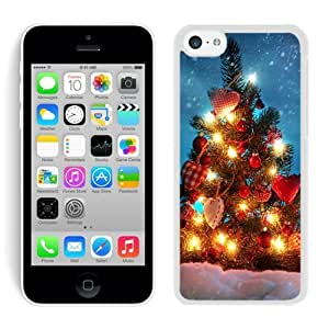 MMZ DIY PHONE CASEFashion Style ipod touch 5 TPU Case Merry Christmas White ipod touch 5 Case 71
