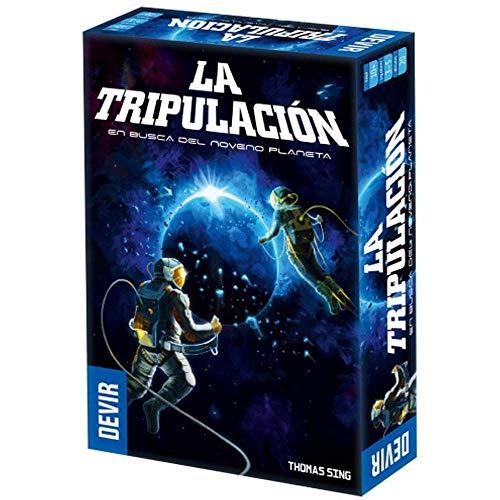 Devir-La Tripulación-En Busca del Noveno Planeta (BGTRIPSP) a buen precio
