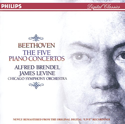 Beethoven: The Five Piano