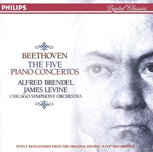 Beethoven: The Five Piano Concertos (3 CDs) (Piano Album Cd Concertos)