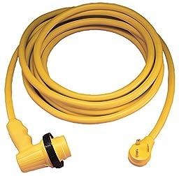 Marinco (30RPCRV) 30 Amp Right Hand Angle Locking Cord