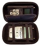 RF Explorer 3G Combo + Signal Generator with Black EVA Case & Black Protection Boot