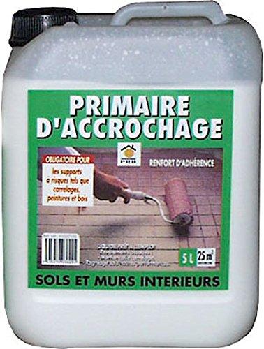 Bon P.R.B.   Primaire Accrochage 5L: Amazon.fr: Bricolage Conception Impressionnante