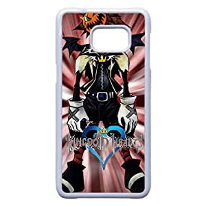 Samsung Galaxy S6 Edge Plus Cell Phone Case White Kingdom Hearts Plastic Durable Cover Cases NYTY233143