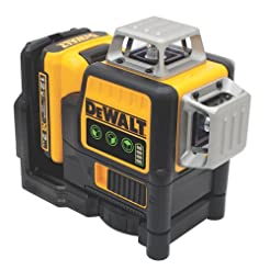 DEWALT 12V MAX Line Laser, 3 X 360, Gree...