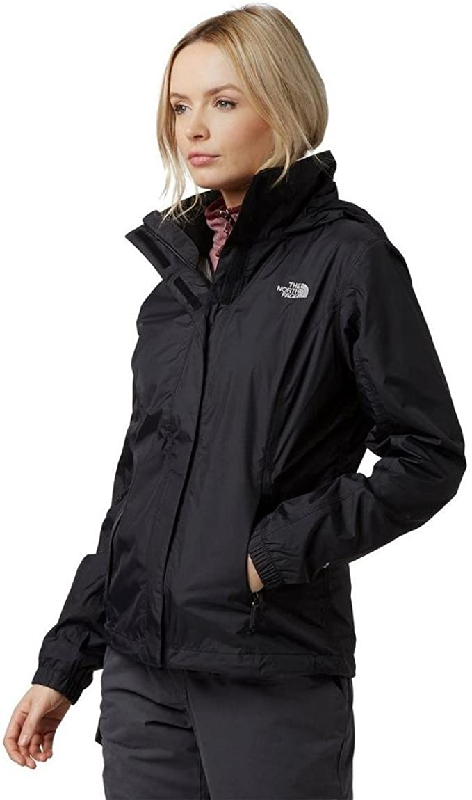 the north face resolve giacca donna