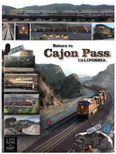 Flying Rio Grande - Return to Cajon Pass, California - Encore Presentation
