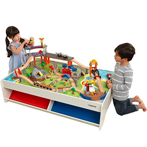 Buy train table sets