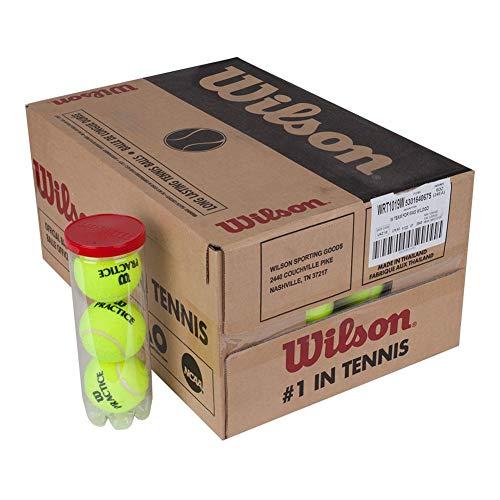 Wilson WRT1019W Practice Extra Duty Tennis Ball Case
