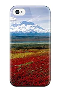 ZippyDoritEduard Design High Quality Brilliant Colors Of Denali National Park, Alaska Cover Case With Excellent Style For Iphone 4/4s