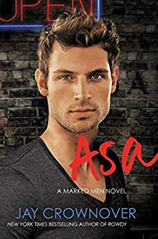 Asa: A Marked Men Novel by [Crownover, Jay]