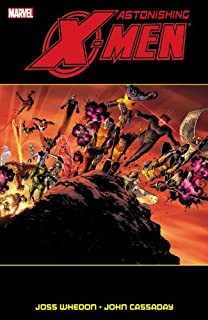 amazon com astonishing x men by joss whedon john cassaday astonishing x men by joss whedon john cassaday ultimate collection book 2