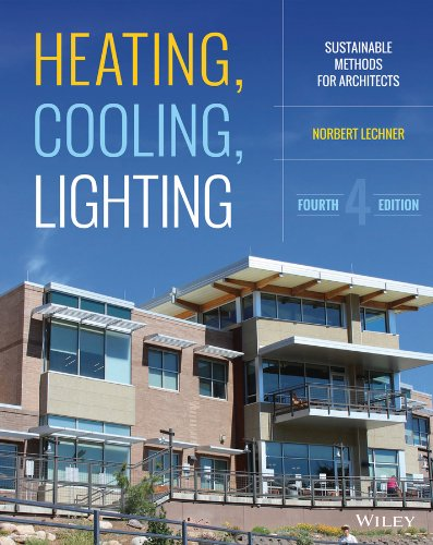 Cheap  Heating, Cooling, Lighting: Sustainable Design Methods for Architects