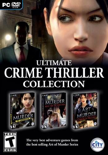 Ultimate Crime Thriller Collection - PC