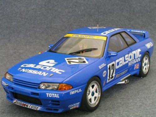 1/18 日産 スカイライン GTR R32 '93 Gr.A カルソニック #12(ブルー) 89376