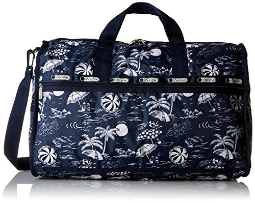 LeSportsac Large Weekender Bag, Hawaiian Getaway, One Size by LeSportsac