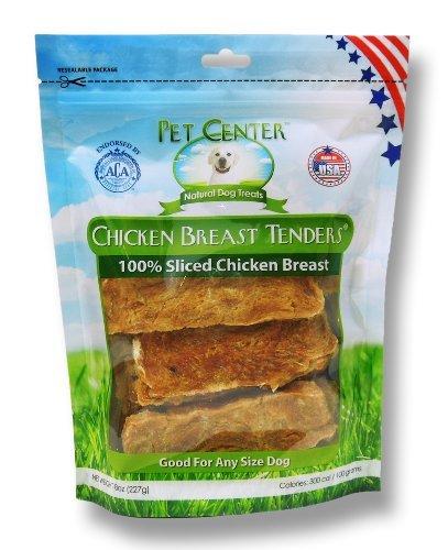 U.S. Made Chicken Breast Tenders - 8 oz. bag by PCI